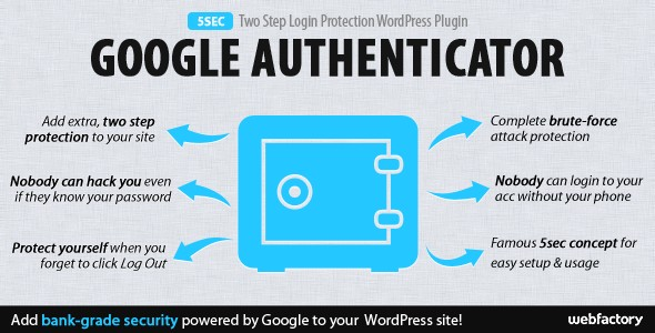 5sec Google Authenticator