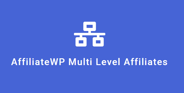 AffiliateWP - Multi Level Affiliates