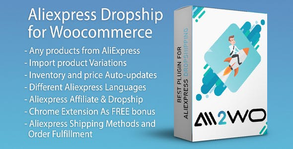 AliExpress Dropshipping Business for WooCommerce