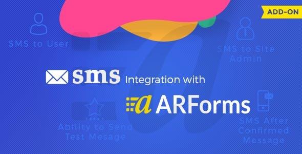 ARForms - SMS Add-on