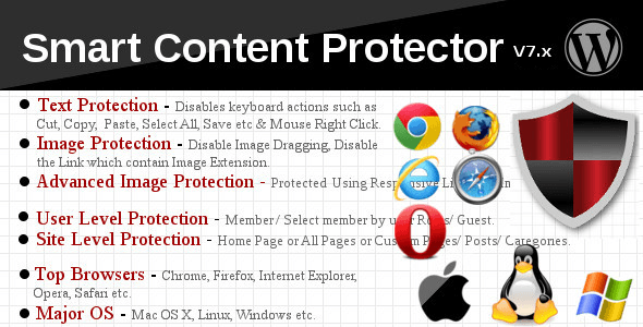 Smart Content Protector