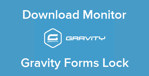 Download Monitor - Gravity Forms Lock