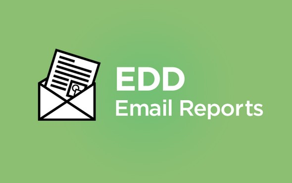 Easy Digital Downloads - Email Reports