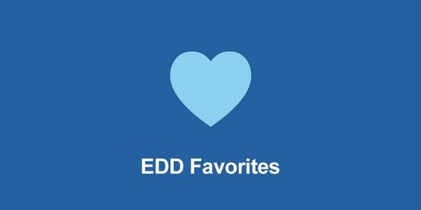 Easy Digital Downloads - Favorites