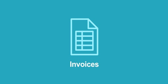 Easy Digital Downloads - Invoices