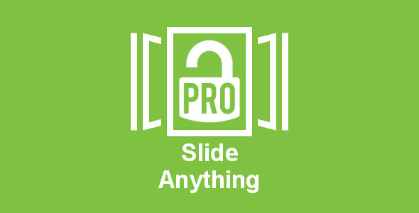 Slide Anything PRO