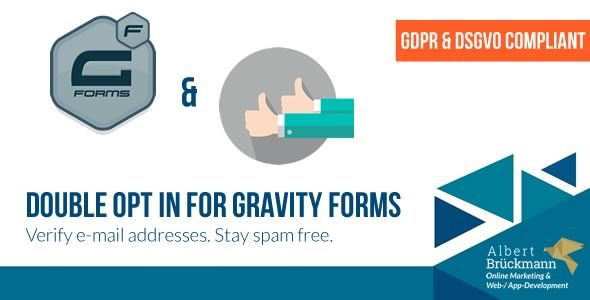 Gravity Forms Email Verification Addon