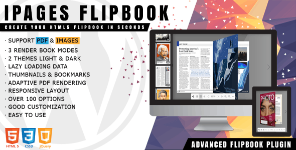 iPages Flipbook PRO