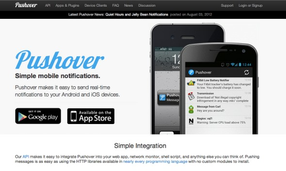 Pushover Notifications for Easy Digital Downloads
