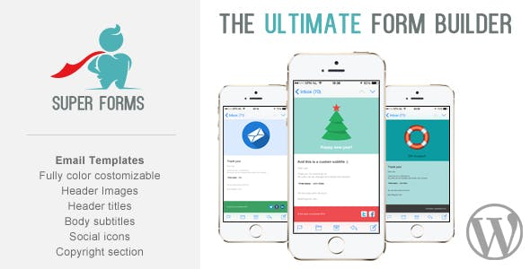 Super Forms - Email Templates Add-on