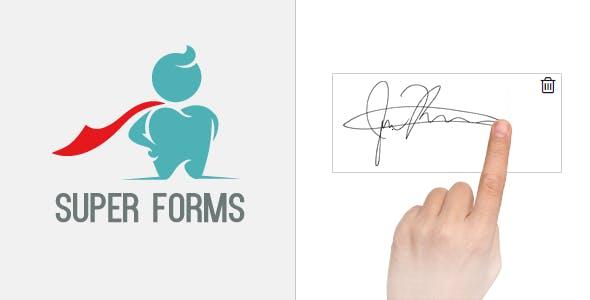 Super Forms - Signature Add-on