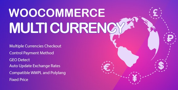 WooCommerce Multi Currency Premium