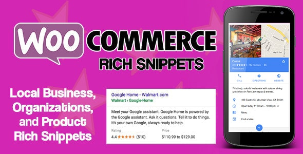 WooCommerce Rich Snippets