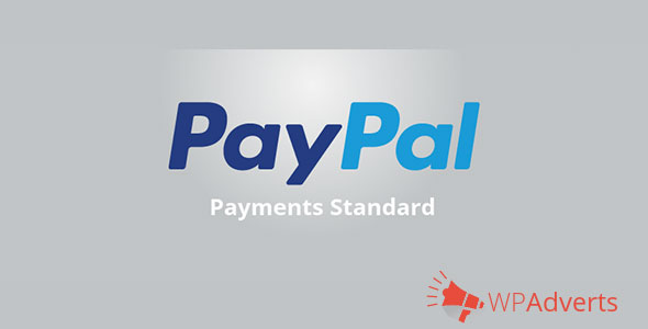 WP Adverts - PayPal Standard