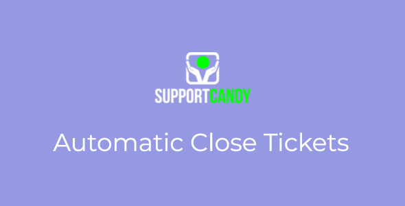 SupportCandy - Automatic Close Ticket